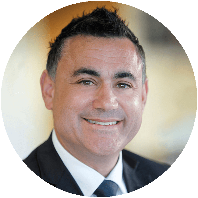Hon John Barilaro MP | NSW Nationals