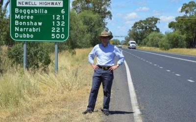 Newell Highway Set For New Safety Upgrades