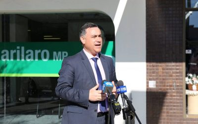 'No Room For Racists' Declares NSW Nationals Leader