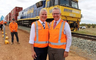 Inland Rail Dream Becomes Reality