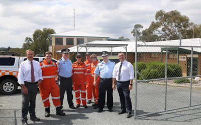 Bara's Backing Our SES Volunteers
