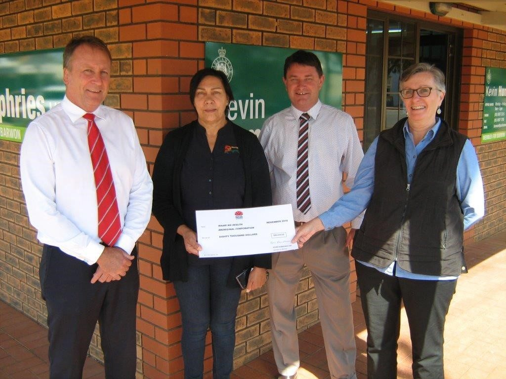 Funding Boost For Far-West Health Service