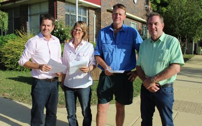 Nationals MP Responds To Community Call For Help