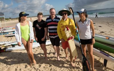 Funding Boost For Myall Lakes Surf Clubs