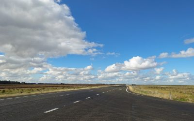 Record Funding To Make Country Roads Safer