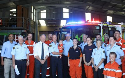 New Coffs SES Truck Boosts Response Ability