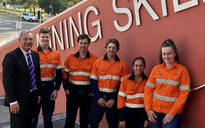 Upper Hunter Apprentices Benefit From Skills Focus