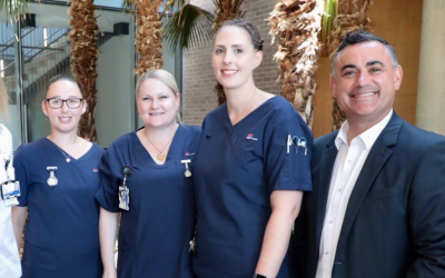 Extra palliative care nurses for regional NSW