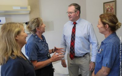 Massive Health Investment For Myall Lakes