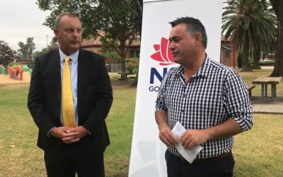 NSW Nationals To Fully Fund Muswellbrook Bypass
