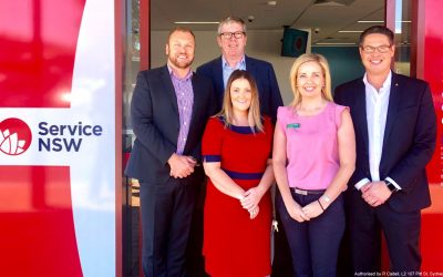 Service NSW Opens Its Doors In Tumut Thanks To Nats