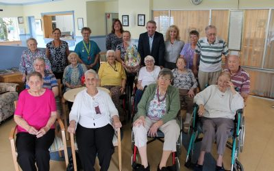 Funding for 18 more Aged Care beds in Ulmarra