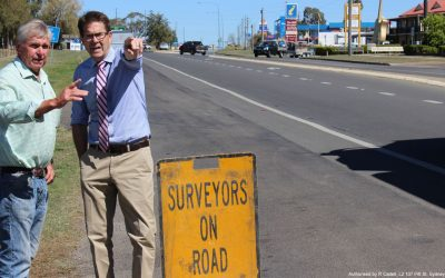 Anderson Paving The Way For Road Upgrades