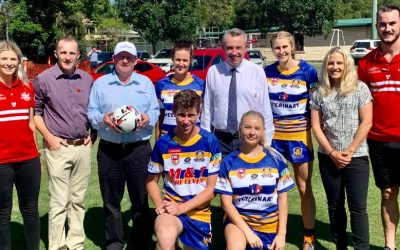 Six Million To Create Lismore Regional Sports Hub
