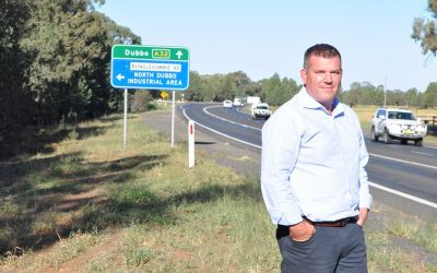 Stay Safe On The Road, Urges New Nationals MP