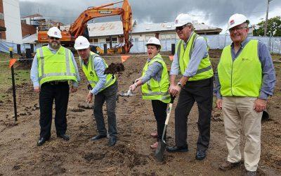 Work Begins On Grafton Base Hospital Upgrade