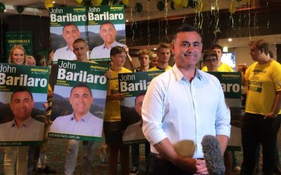 Election Victory For NSW Nationals