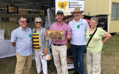Nationals Strengthening Agricultural Shows and Regional Communities