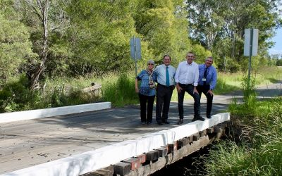 More bridges for Clarence Valley thanks to Nationals