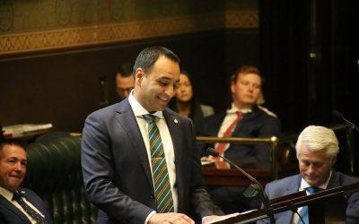 Gurmesh Singh's Inaugural Speech in Parliament