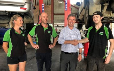 More Regional Apprentices Thanks To The Nationals