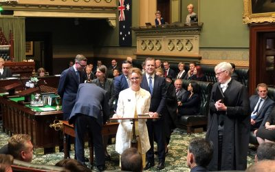 Steph Cooke Becomes NSW Nationals First Female Whip