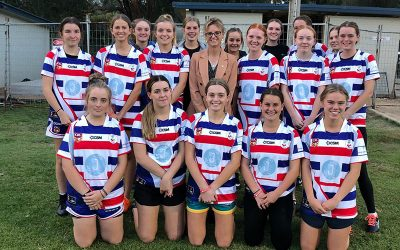 Grant Encourages Regional Womens' Sport
