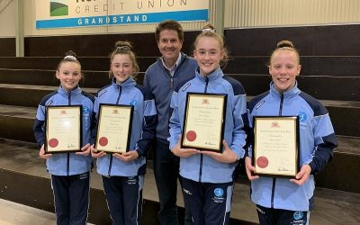 Tamworth Gymnasts Flip Out For State