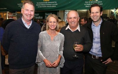 Nats Welcomed In Inverell | Photos