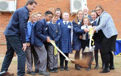 Construction Begins At Tamworth Public School